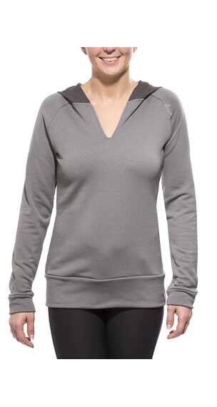 Chillaz Barrow - Sweat-shirt Femme - gris